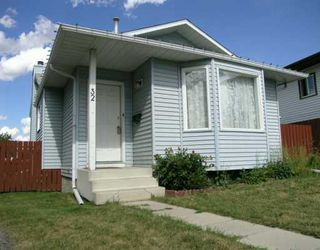 Photo 1:  in CALGARY: Vista Heights Residential Detached Single Family for sale (Calgary)  : MLS®# C3223646