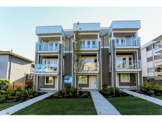 Photo 1: # 3 1321 FIR ST: White Rock Condo for sale (South Surrey White Rock)  : MLS®# F1432057
