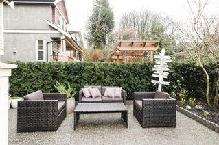Photo 19: 1833 NAPIER STREET in Vancouver: Grandview VE House 1/2 Duplex for sale (Vancouver East)  : MLS®# R2043418