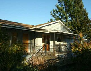 Main Photo: 6394 NORWEST BAY Road in Sechelt: Sechelt District House for sale (Sunshine Coast)  : MLS®# V628922