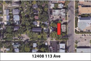 Photo 1: 12408 113 Avenue in Edmonton: Zone 07 Vacant Lot for sale : MLS®# E4168415