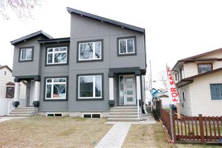 Photo 40: 9857 79 Avenue in Edmonton: Zone 17 House Half Duplex for sale : MLS®# E4179433