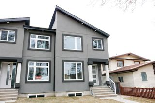 Photo 3: 9857 79 Avenue in Edmonton: Zone 17 House Half Duplex for sale : MLS®# E4179433