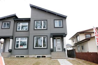 Photo 2: 9857 79 Avenue in Edmonton: Zone 17 House Half Duplex for sale : MLS®# E4179433