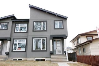 Photo 41: 9857 79 Avenue in Edmonton: Zone 17 House Half Duplex for sale : MLS®# E4179433