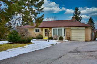 Photo 1: 384 Rouge Highlands Drive in Toronto: Rouge E10 House (Bungalow) for sale (Toronto E10)  : MLS®# E4679326