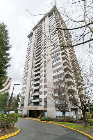 """Main Photo: 1007 3970 CARRIGAN Court in Burnaby: Government Road Condo for sale in """"Discovery Place II"""" (Burnaby North)  : MLS®# R2433118"""