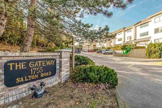 "Photo 2: 117 1755 SALTON Road in Abbotsford: Central Abbotsford Condo for sale in ""THE GATEWAY"" : MLS®# R2438993"