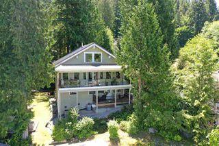 Photo 1: 5191 WESJAC Road in Madeira Park: Pender Harbour Egmont House for sale (Sunshine Coast)  : MLS®# R2462997