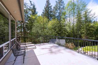 Photo 31: 712 SPENCE Way: Anmore House for sale (Port Moody)  : MLS®# R2496984