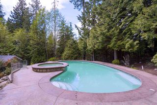 Photo 37: 712 SPENCE Way: Anmore House for sale (Port Moody)  : MLS®# R2496984