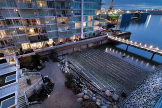 "Photo 28: 602 175 VICTORY SHIP Way in North Vancouver: Lower Lonsdale Condo for sale in ""CASCADE AT THE PIER"" : MLS®# R2498097"