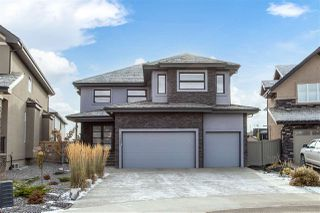 Main Photo: 4411 Westcliff Close in Edmonton: Zone 56 House for sale : MLS®# E4220441