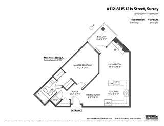 Photo 25: 115 8115 121A STREET in Surrey: Queen Mary Park Surrey Condo for sale : MLS®# R2468349
