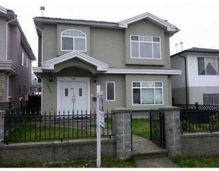 Photo 1: 3252 E 26TH AV in Vancouver: House for sale (Renfrew Heights)  : MLS®# V815979