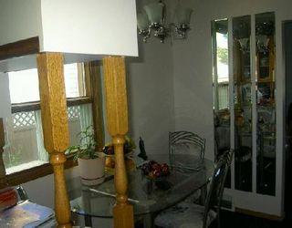 Photo 5: 827 BURROWS AV in WINNIPEG: Residential for sale (Canada)  : MLS®# 2912758