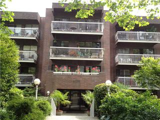 Main Photo: 312 1655 NELSON Street in Vancouver: West End VW Condo for sale (Vancouver West)  : MLS®# V959329