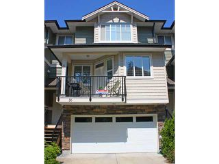 "Photo 1: 36 11720 COTTONWOOD Drive in Maple Ridge: Cottonwood MR Townhouse for sale in ""COTTONWOOD GREEN"" : MLS®# V960971"