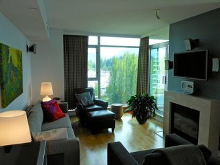 "Photo 4: 704 1650 BAYSHORE Drive in Vancouver: Coal Harbour Condo for sale in ""BAYSHORE GARDENS"" (Vancouver West)  : MLS®# V975085"