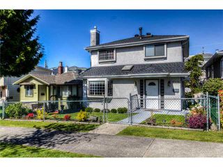 """Photo 1: 5009 KILLARNEY Street in Vancouver: Collingwood VE House for sale in """"COLLINGWOOD"""" (Vancouver East)  : MLS®# V1002769"""