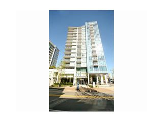 Photo 1: 1803 7371 WESTMINSTER Highway in Richmond: Brighouse Condo for sale : MLS®# V1004966