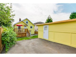 "Photo 18: 5105 RUBY Street in Vancouver: Collingwood VE House for sale in ""Collingwood"" (Vancouver East)  : MLS®# V1082069"