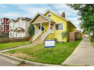 "Photo 1: 5105 RUBY Street in Vancouver: Collingwood VE House for sale in ""Collingwood"" (Vancouver East)  : MLS®# V1082069"
