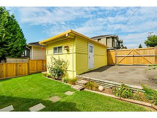 "Photo 16: 5105 RUBY Street in Vancouver: Collingwood VE House for sale in ""Collingwood"" (Vancouver East)  : MLS®# V1082069"