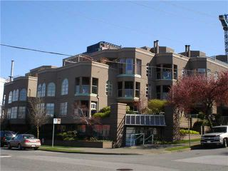 Photo 1: # 209 1082 W 8TH AV in Vancouver: Fairview VW Condo for sale (Vancouver West)  : MLS®# V1103764