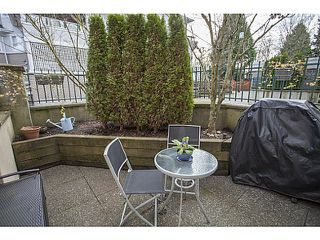 Photo 11: # 104 3278 HEATHER ST in Vancouver: Cambie Condo for sale (Vancouver West)  : MLS®# V1105651