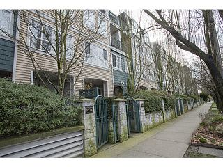 Photo 2: # 104 3278 HEATHER ST in Vancouver: Cambie Condo for sale (Vancouver West)  : MLS®# V1105651