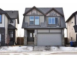 Photo 1: 200 Cranberry Circle SE in Calgary: Cranston House for sale : MLS®# C3653653