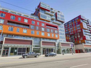 Photo 1: 803 955 E HASTINGS STREET in Vancouver: Hastings Condo for sale (Vancouver East)  : MLS®# R2317491