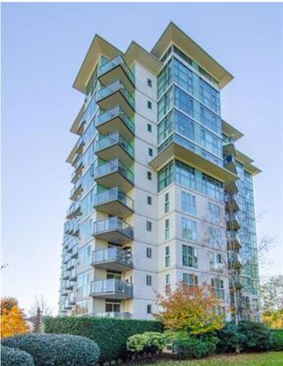 """Photo 2: 709 2733 CHANDLERY Place in Vancouver: South Marine Condo for sale in """"RIVER DANCE 1"""" (Vancouver East)  : MLS®# R2418512"""