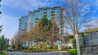 """Photo 1: 709 2733 CHANDLERY Place in Vancouver: South Marine Condo for sale in """"RIVER DANCE 1"""" (Vancouver East)  : MLS®# R2418512"""