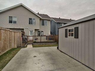 Photo 3: 7211 22 Avenue SW in Edmonton: Zone 53 House Half Duplex for sale : MLS®# E4181253