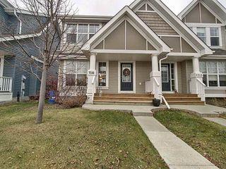 Photo 1: 7211 22 Avenue SW in Edmonton: Zone 53 House Half Duplex for sale : MLS®# E4181253