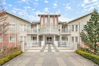 Photo 1: 306 3915 Carey Road in VICTORIA: SW Gateway Condo Apartment for sale (Saanich West)  : MLS®# 423687