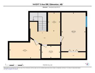 Photo 48: #14 5317 3 Avenue in Edmonton: Zone 53 House Half Duplex for sale : MLS®# E4196686