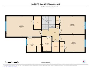 Photo 47: #14 5317 3 Avenue in Edmonton: Zone 53 House Half Duplex for sale : MLS®# E4196686