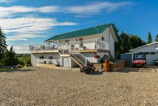 Photo 1: 6009 Highway 633: Rural Lac Ste. Anne County House for sale : MLS®# E4201744