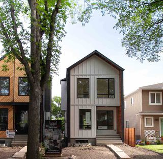 Photo 1: 9136 71 Avenue in Edmonton: Zone 17 House for sale : MLS®# E4203661