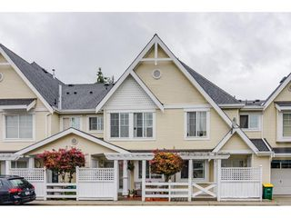 "Photo 1: 3 23575 119 Avenue in Maple Ridge: Cottonwood MR Townhouse for sale in ""HOLLYHOCK"" : MLS®# R2490627"