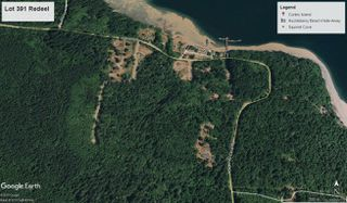 Main Photo: Lot 391 Redeel Rd in : Isl Cortes Island Land for sale (Islands)  : MLS®# 858172