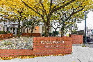 """Photo 2: 406 98 TENTH Street in New Westminster: Downtown NW Condo for sale in """"PLAZA POINTE"""" : MLS®# R2515390"""