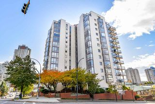 """Photo 1: 406 98 TENTH Street in New Westminster: Downtown NW Condo for sale in """"PLAZA POINTE"""" : MLS®# R2515390"""