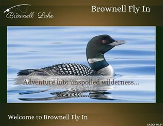 Main Photo: Brownell Fly In Fishing/Hunting in Deschambault Lake: Commercial for sale : MLS®# SK837524