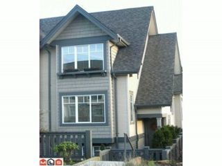 Photo 1: 6 20038 70TH Ave in Langley: Willoughby Heights Home for sale ()  : MLS®# F1015567