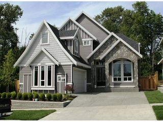 "Main Photo: 15553 80A Avenue in SURREY: Fleetwood Tynehead House for sale in ""FLEETWOOD PARK"" (Surrey)  : MLS®# F1311799"