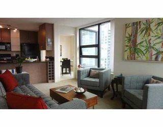 Photo 3: 1906 928 HOMER Street: Yaletown Home for sale ()  : MLS®# V956710